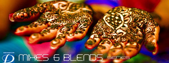 MIXES & BLENDS series
